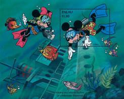 Ref. 584493 * NEW *  - PALAU . 1994. MICKEY AND HIS FRIENDS VISIT THE PALAU ISLANDS. MICKEY Y SUS AMIGOS VISITAN LAS ISL - Palau
