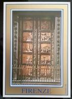 Firenze Battistero La Porta Del Paradiso Carte Postale - Other