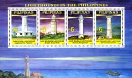 Ref. 198962 * NEW *  - PHILIPPINES . 2006. PHILIPPINE HEADLIGHTS. FAROS DE FILIPINAS - Philippines