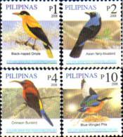 Ref. 235242 * NEW *  - PHILIPPINES . 2008. BIRDS. AVES - Filipinas