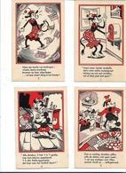 Q10/   Wedstrijd Van De Familie Mickey-muis - Disneyworld