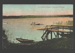 Virelles - Environs De Chimay - Le Lac De Virelles - 1907 - Chimay