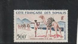 COTE FRANCAISE DES SOMALIS  P A N° 29 * - Unused Stamps