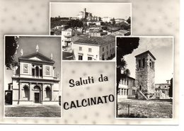 BELLISSIMA CARTOLINA  CALCINATO   K4892 - Other