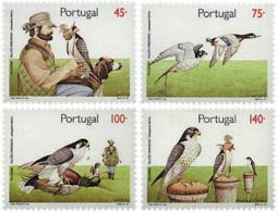 Ref. 87588 * NEW *  - PORTUGAL . 1994. FALCONRY. CETRERIA - 1910-... Republic