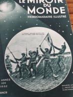 MIROIR/ GUERRE CHINE JAPON CHANGHAI /ABEL HERMANT AFFICHES/CHUTE ESCRAGNOLLES /FORMOSE / - Livres, BD, Revues