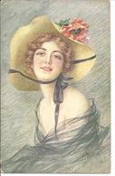 ILLUSTRATEUR - E. MEIER - Portrait De Femme N° 1027/2 - Rayon De Soleil - Illustratori & Fotografie