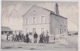 CHAMPILLET (36 Indre) - La Mairie - France