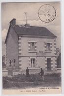 BRION (36 Indre) - La Poste Facteur Bureau Des Postes Et Télégraphes - France