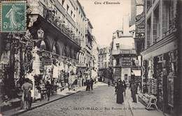 Saint Malo - Rue Porcou De La Barbinais - Saint Malo