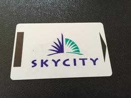 Hotelkarte Room Key Keycard Clef De Hotel Tarjeta Hotel  SKY CITY DARWIN - Télécartes