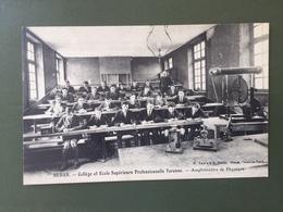 SEDAN-Collège Et Ecole Supérieure Professionnelle Turenne-Amphithéâtre De Physique - Sedan