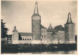 Nederland - 1946 - 5 Op 7,5 Cent Veth, Fotokaart Hoensbroek Kasteel Hoensbroek, Briefkaart G286v - Ongebruikt - Entiers Postaux