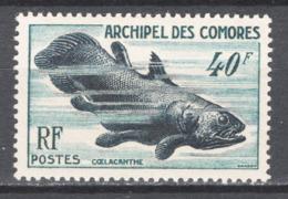Isole Comore 1954 Y.T.13 */MH VF/F - Nuovi