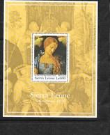 Sierra Léone - 1991 - Noél: Tableau De A. DURER - Y Et T, Bloc Feuillet N° 166** (M. N. H. ) - Luxe - Sierra Leone (1961-...)