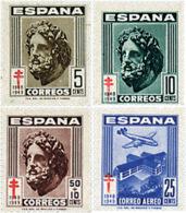 Ref. 84316 * NEW *  - SPAIN . 1948. ANTI-TUBERCULOSIS. ANTITUBERCULOSIS - 1931-50 Ungebraucht