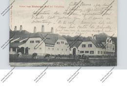 5132 UEBACH - PALENBERG, Rimburger Hof, 1911, Bahnpost - Heinsberg