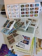 Lot Bloc Timbres Oblitérés + Neufs  Pays Monde Plusieurs Photos (lot N°15 ) - Collections (without Album)