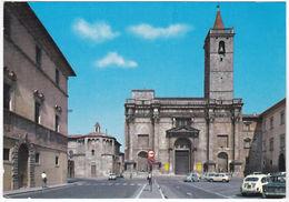 ASCOLI PICENO - PIAZZA ARRINGO - CATTEDRALE -50011- - Ascoli Piceno