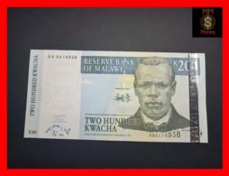 MALAWI 200 Kwacha 1.10.2003  P. 47 B  UNC - Malawi