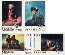 Ref. 85990 * NEW *  - SPAIN . 1996. 25Oth ANNIVERSARY OF THE BIRTH OF GOYA. 250 ANIVERSARIO DEL NACIMIENTO DE GOYA - 1991-00 Ongebruikt
