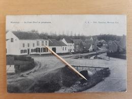MORTROUX - Le Pont Neuf Et Panorama - Dalhem