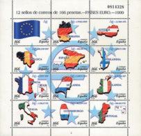 Ref. 85667 * NEW *  - SPAIN . 1999. EURO COUNTRIES. PAISES DEL EURO - 1991-00 Ungebraucht