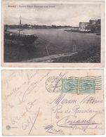 BRINDISI - CASTELLO VITTORIO EMANUELE VERSO LEVANTE -53937- - Brindisi