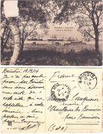 BRINDISI - PANORAMA - VEDUTA S. APOLLINARE - VIAGG. 1914 -80599- - Brindisi