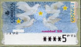 Ref. 83167 * NEW *  - SPAIN . 1999. CHRISTMAS. NAVIDAD - 1931-Aujourd'hui: II. République - ....Juan Carlos I