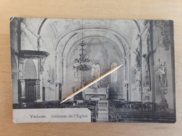 VERLAINE - Intérieur De L'eglise - Verlaine