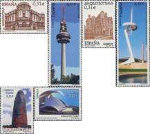 Ref. 213760 * NEW *  - SPAIN . 2008. ARCHITECTURE. ARQUITECTURA - 1931-Hoy: 2ª República - ... Juan Carlos I