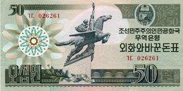 NORTH KOREA 50 WON 1988  P-30a1  UNC - Korea, North