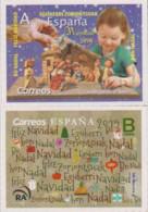 Ref. 617488 * NEW *  - SPAIN . 2019. CHRISTMAS. BUILDING CHRISTMAS SCENES. MERRY CHRISTMAS. NAVIDAD. CONSTRUYENDO EL BEL - 1931-Aujourd'hui: II. République - ....Juan Carlos I