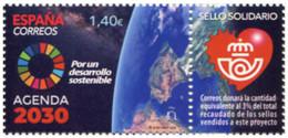 Ref. 617531 * NEW *  - SPAIN . 2019. AGENDA 2030. FOR SUSTAINABLE DEVELOPMENT. AGENDA 2030. POR UN DESARROLLO SOSTENIBLE - 2011-... Neufs
