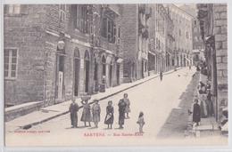 Sartène (Corse) - Rue Sainte-Anne - Sartene