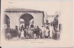 CALVI (Corse) - Le Marché - Brégante Editeur - Calvi