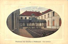 Melsbroeck - Pensionnat Des Ursulines - Cour Intérieure (gekleurd 1920) - Steenokkerzeel