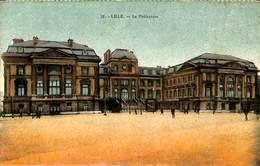 CPA - France - (59) Nord - Lille - La Prefecture - Lille