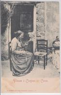 Cargèse (Corse) - Fileuse Guittard - Other Municipalities