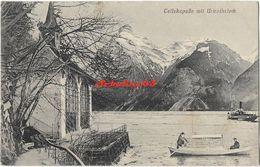 Tellskapelle Mit Urirothstock - 1907 - UR Uri