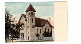 PORTAGE LA PRAIRIE, Manitoba, Canada, Knox Presbyterian Church, Pre-1920 Postcard - Other