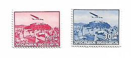 LJUBLJANA 2 Stamp 1937 - Jugoslawien