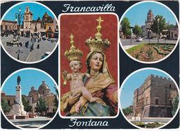 FRANCAVILLA FONTANA - BRINDISI - VEDUTINE -61809- - Brindisi