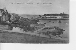DOUARNENEZ : L'Ile Tristan - Douarnenez