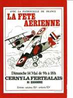 Cerny La Ferte Alais 1978 - Reuniones