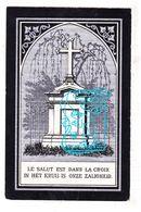 DP Julien Messine / Blomme 17j. ° Rumbeke 1894 †  Roeselare 1912 / Messeyne - Images Religieuses