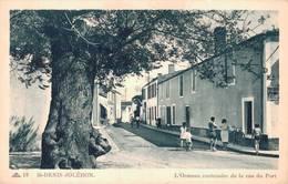 17 18 St DENIS D'OLERON L'Ormeau Centenaire De La Rue Du Port - Ile D'Oléron