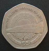 RARE - PAPOUASIE - NOUVELLE GUINEE - 50 TOEA 1980 - KM 15 - PAPUA NEW GUINEA - Papua New Guinea