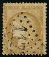 FRANCE - YT 59 - IIIe REPUBLIQUE CERES - TIMBRE OBLITERE - 1871-1875 Cérès